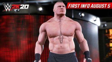 Immagine -4 del gioco WWE 2K20 per PlayStation 4