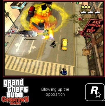 Immagine -5 del gioco Grand Theft Auto: Chinatown Wars per Nintendo DS
