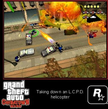 Immagine -4 del gioco Grand Theft Auto: Chinatown Wars per Nintendo DS