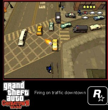 Immagine -3 del gioco Grand Theft Auto: Chinatown Wars per Nintendo DS