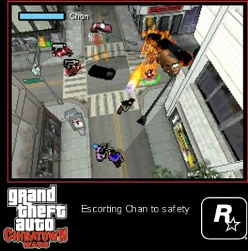 Immagine -2 del gioco Grand Theft Auto: Chinatown Wars per Nintendo DS