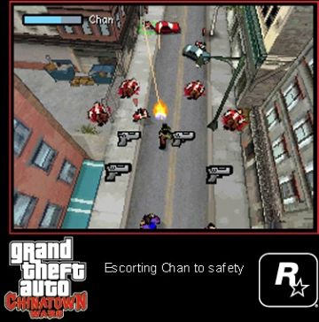 Immagine -1 del gioco Grand Theft Auto: Chinatown Wars per Nintendo DS