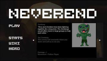 Immagine -2 del gioco NeverEnd per PSVITA