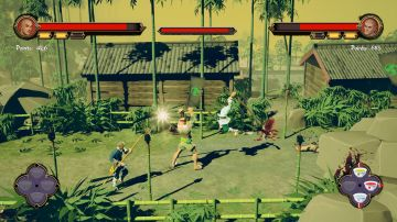 Immagine -4 del gioco 9 Monkeys of Shaolin per PlayStation 4