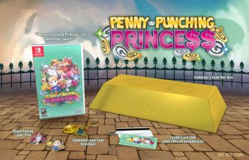 Immagine -5 del gioco Penny-Punching Princess per Nintendo Switch