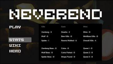 Immagine 0 del gioco NeverEnd per PSVITA