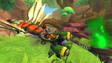 Immagine -2 del gioco Daxter per PlayStation PSP