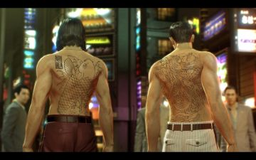 Immagine -3 del gioco Yakuza Zero: The Place of Oath per Xbox One