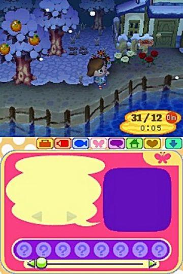 Immagine -2 del gioco Animal Crossing: Wild World per Nintendo DS