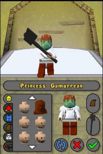 Immagine -5 del gioco LEGO Star Wars II: La Trilogia Classica per Nintendo DS