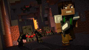 Immagine 0 del gioco Minecraft: Story Mode per PlayStation 3