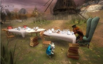 Immagine -16 del gioco Alice In Wonderland per Nintendo Wii