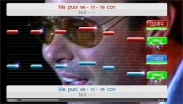 Immagine -5 del gioco Singstar Cantautori italiani per Playstation 2