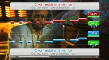 Immagine -3 del gioco Singstar Cantautori italiani per PlayStation 2