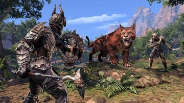 Immagine -1 del gioco The Elder Scrolls Online: Elsweyr per PlayStation 4