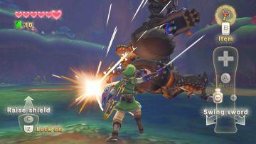 Immagine -4 del gioco The Legend of Zelda: Skyward Sword per Nintendo Wii