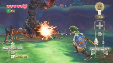 Immagine -3 del gioco The Legend of Zelda: Skyward Sword per Nintendo Wii