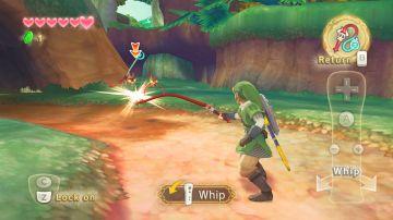 Immagine -1 del gioco The Legend of Zelda: Skyward Sword per Nintendo Wii