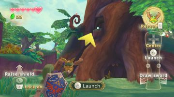 Immagine 0 del gioco The Legend of Zelda: Skyward Sword per Nintendo Wii