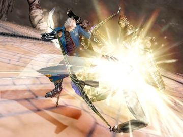 Immagine 0 del gioco Devil May Cry3: Dante's Awakening Special Edition per Playstation 2