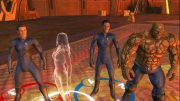 Immagine -4 del gioco I Fantastici 4 The Rise of Silver Surfer per Nintendo Wii