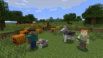 Immagine -2 del gioco Minecraft per Nintendo Wii U