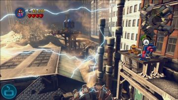 Immagine -4 del gioco LEGO Marvel Super Heroes per Nintendo Wii U