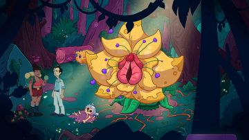 Immagine -1 del gioco Leisure Suit Larry - Wet Dreams Dry Twice per Nintendo Switch