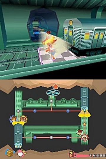Immagine -2 del gioco Crash Boom Bang! per Nintendo DS