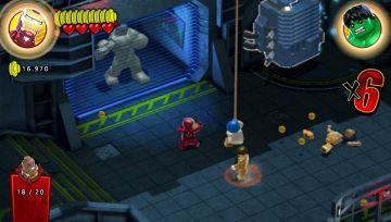 Immagine -4 del gioco LEGO Marvel Super Heroes: L'Universo in Pericolo per PSVITA