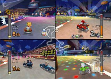 Immagine -16 del gioco Mysims racing per Nintendo Wii