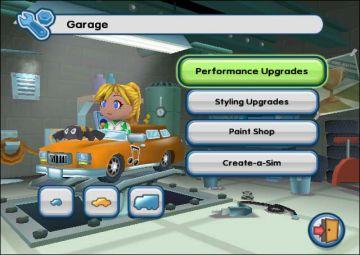 Immagine -15 del gioco Mysims racing per Nintendo Wii
