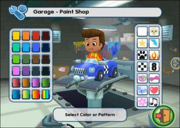 Immagine -13 del gioco Mysims racing per Nintendo Wii