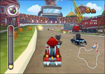 Immagine -12 del gioco Mysims racing per Nintendo Wii