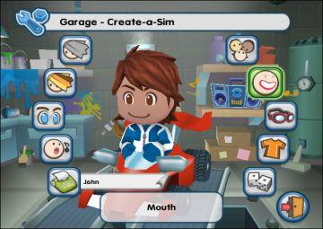 Immagine -9 del gioco Mysims racing per Nintendo Wii