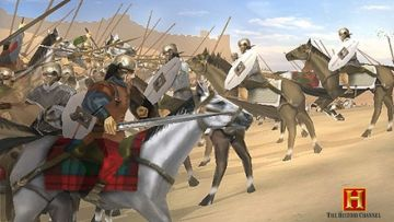Immagine -4 del gioco The History Channel: Great Battles of Rome per PlayStation PSP