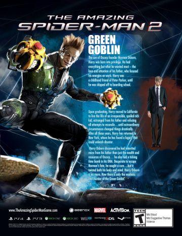 Immagine -9 del gioco The Amazing Spider-Man 2 per Xbox One