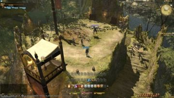 Immagine -2 del gioco Final Fantasy XIV: A Realm Reborn per PlayStation 3