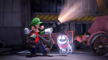 Immagine -3 del gioco Luigi's Mansion 3 per Nintendo Switch