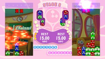 Immagine -3 del gioco Puyo Pop Fever per PlayStation PSP