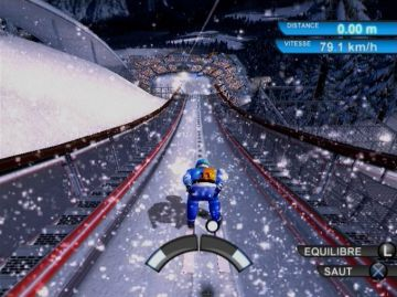 Immagine -5 del gioco Winter Sports 2009: The Next Challenge per PlayStation 2