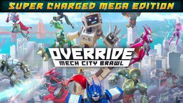 Immagine -9 del gioco Override: Mech City Brawl - Super Charged Mega Edition per Nintendo Switch