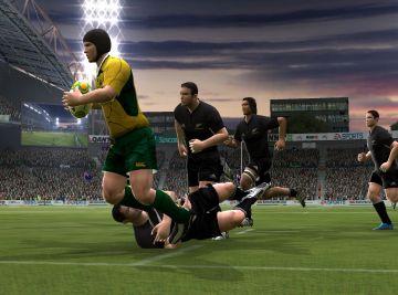 Immagine -4 del gioco Rugby 08 per PlayStation 2