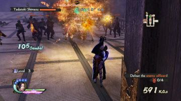 Immagine -14 del gioco Samurai Warriors 4 per PlayStation 4