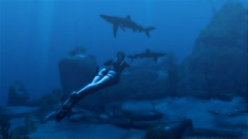 Immagine -3 del gioco Tomb Raider: Underworld per Playstation 3