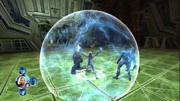 Immagine -10 del gioco I Fantastici 4 The Rise of Silver Surfer per Nintendo Wii