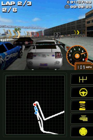 Immagine -5 del gioco Race Driver: GRID per Nintendo DS