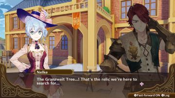 Immagine -4 del gioco Nelke & the Legendary Alchemists: Ateliers of the New World per Nintendo Switch
