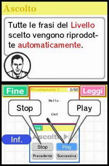 Immagine -5 del gioco English Training: Migliora il tuo inglese divertendoti per Nintendo DS
