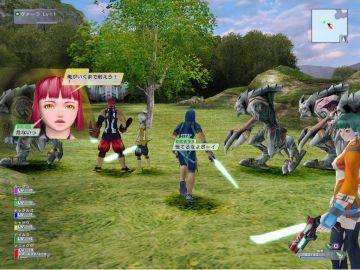 Immagine -2 del gioco Phantasy Star Universe per PlayStation 2